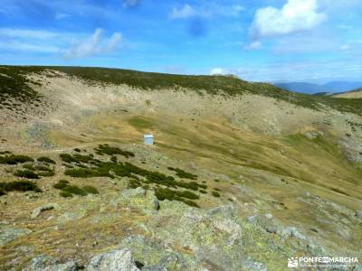 Reto senderismo-Cara Sur de la Maliciosa; viajes verano rutas cerca de madrid foro senderismo rutas